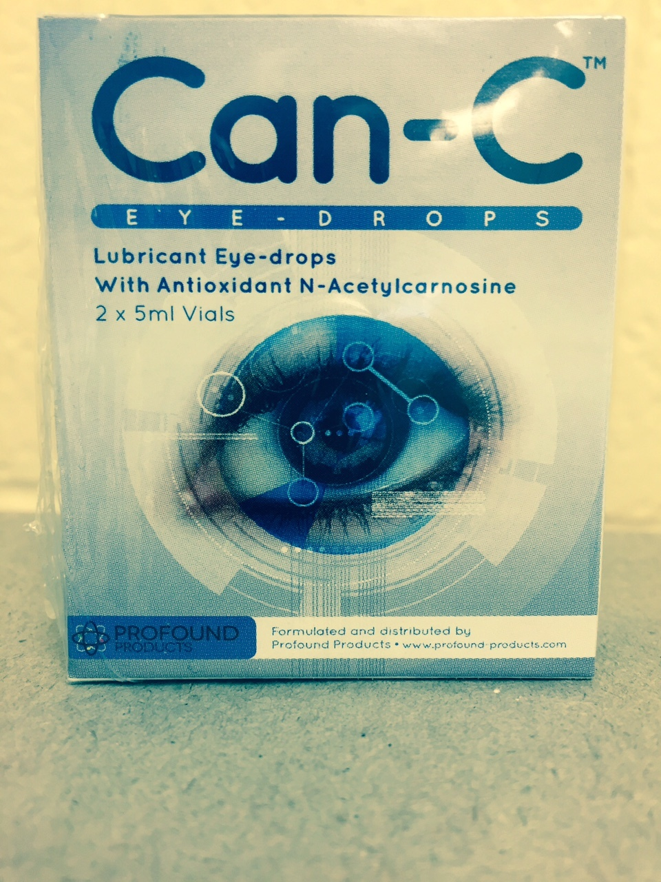 Can-C Eye Drops 2535