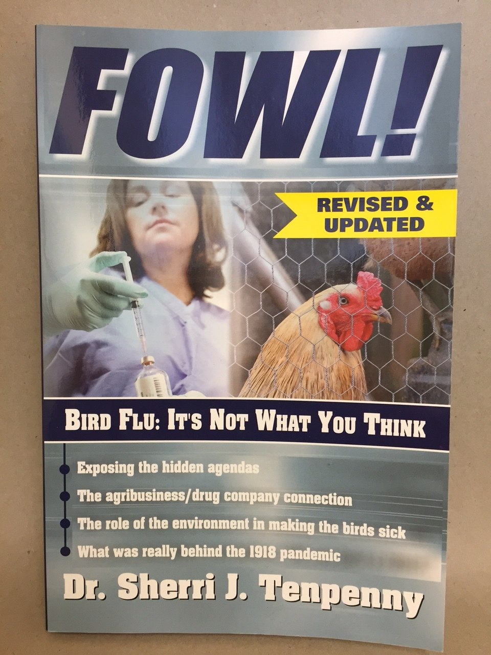 Fowl! Bird Flu: It's Not What You Think 2580
