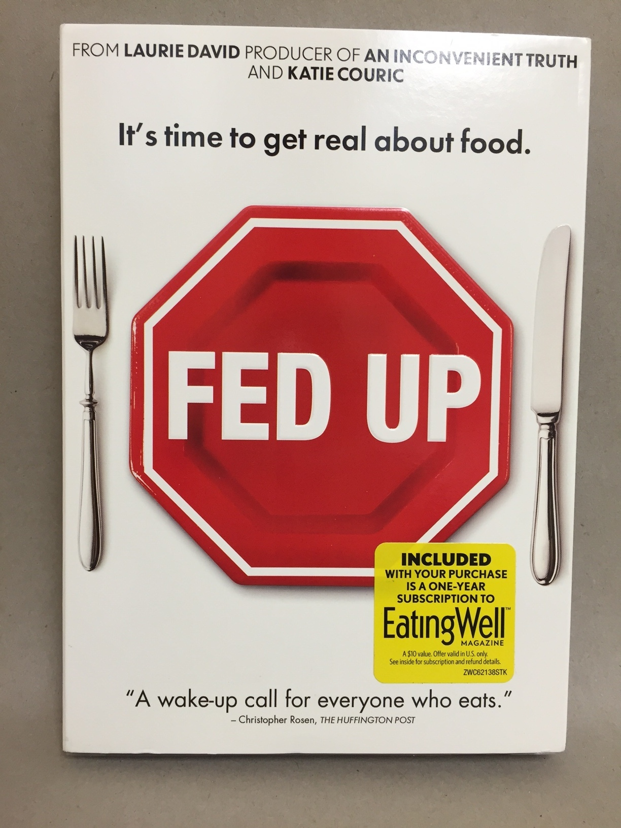 Fed Up    DVD 2657