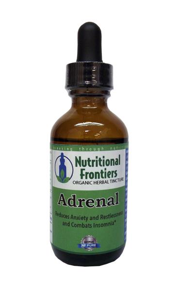 Adrenal Tincture 2 oz. HT_ADR