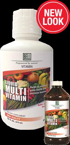 Liquid MULTI Vitamin
