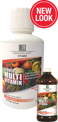 Liquid MULTI Vitamin