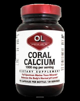 Coral Calcium  1 gram