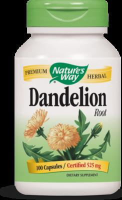 Dandelion Root   100 count