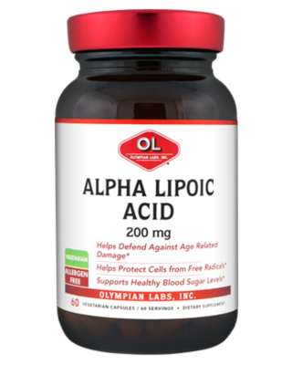 Alpha Lipoic Acid Extra   200 mg