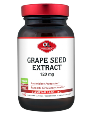 Grape Seed Extract  120 mg