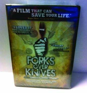 FORKS OVER KNIVES   DVD