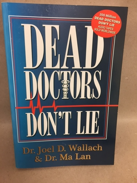 Dead Doctors Don't Lie 2921
