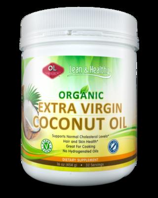 Coconut Oil, Liquid, Organic Virgin