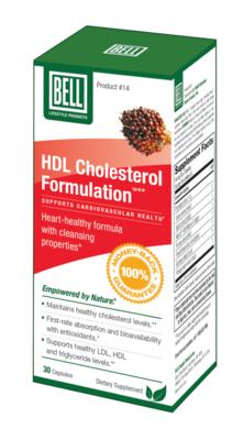 HDL Cholesterol Formulation