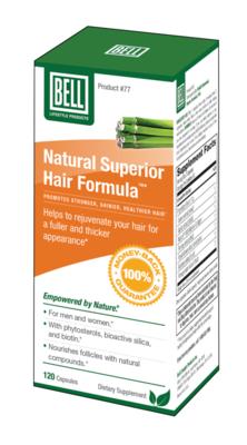 Natural Superior Hair Formula