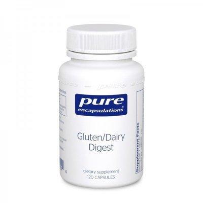 Gluten/Dairy Digest