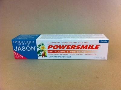 Jason Vanilla PowerMint Toothpaste