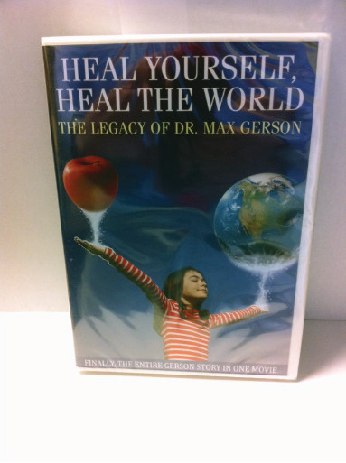 HEAL YOURSELF, HEAL THE WORLD  DVD