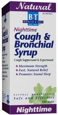 B&T Nighttime Cough & Bronchial Syrup