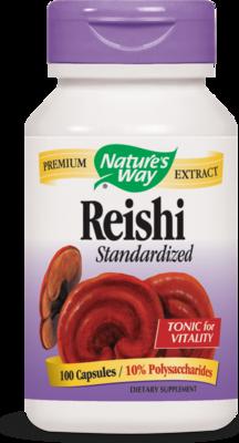 Reishi Standardized