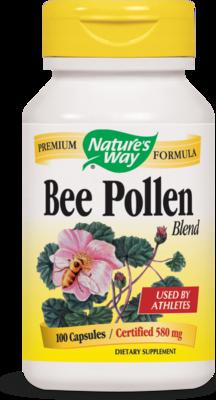 Bee Pollen Blend   100 ct