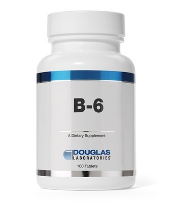 B-6  100 mg
