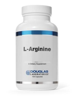 L-Arginine 500 mg.