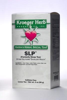 SLP   Herbal Tea  2 oz Loose Tea