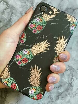 Black Pineapple Case