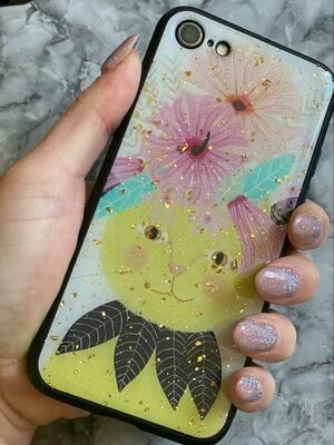 Floral Cat Case