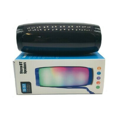 G157 LED light Universal Wireless Bluetooth Speaker Portable
