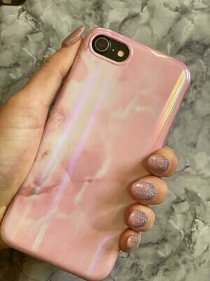Pink Iridescence Case