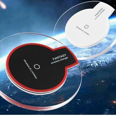 Qi Wireless Charger  Universal Charging Pad