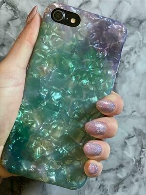 Purple/Green Case