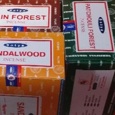 Satya - Nag Champa - Incense Sticks