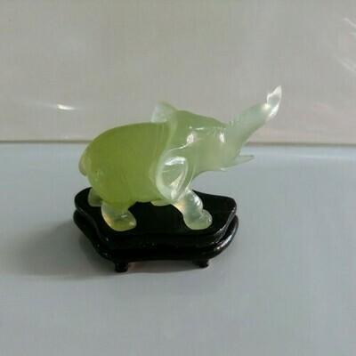 Jade Elephant Medium