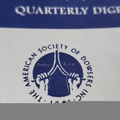 The American Dowser Quarterly Digest Vol 40 No 4 Fall 2000