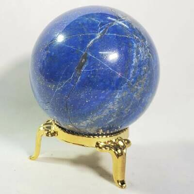 Afghanistan Lapis Lazuli Ball 199g