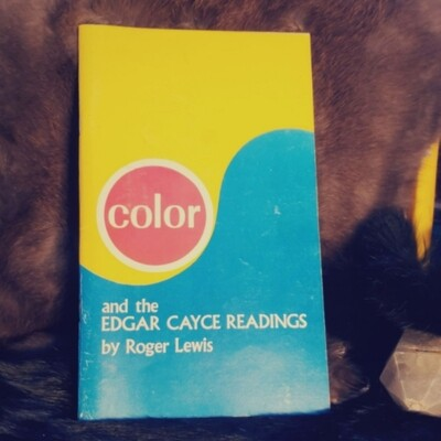 Color And The Edgar Cayce Readings By Roger Lewis
