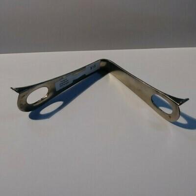 Antique Medical Tool - Tongue Depressor W/Flanges