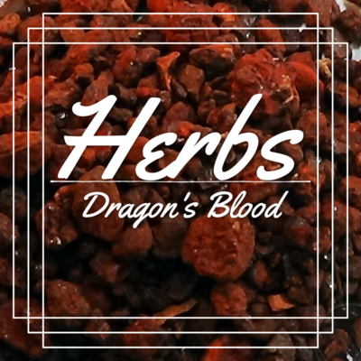 Dragon's Blood Resin - Incense