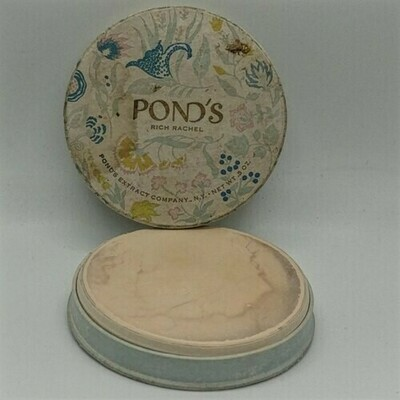 Ponds Face Powder Vintage - Rich Rachel