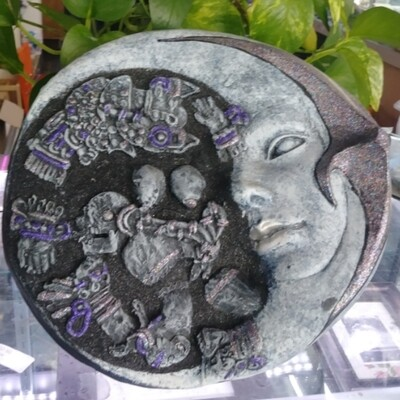 Mexican Moon Plaque