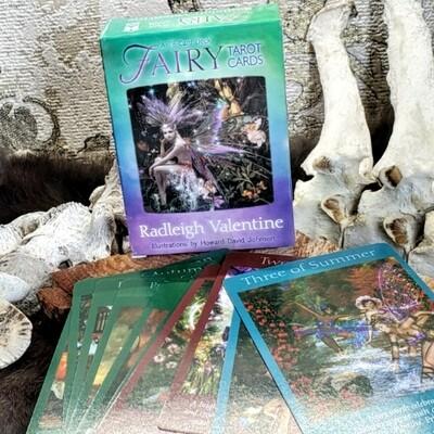 Fairy Tarot Cards - Radleigh Valentine