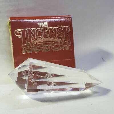 3-inch Long Vogel Brazilian Quartz Crystal