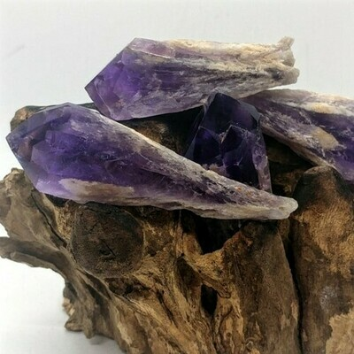 Amethyst Rays / Cathedrals
