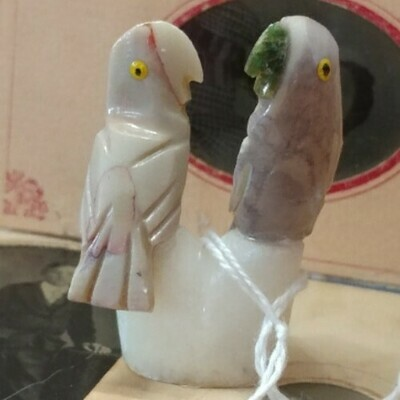 Cute Carved Birds
