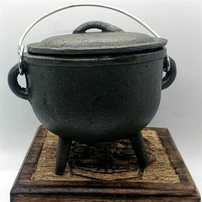 Cauldron - 4.5 Plain