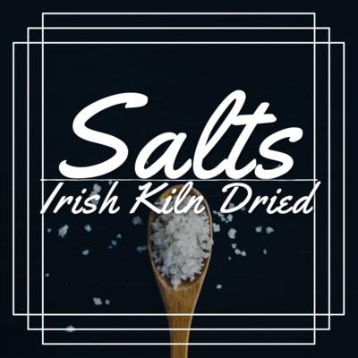 Irish Kiln Dried Salt