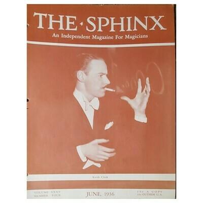 The Sphinx June 1936