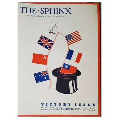 The Sphinx September 1945