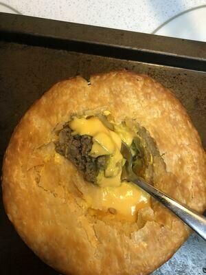 Ready To Bake Slider Pot Pie 16oz