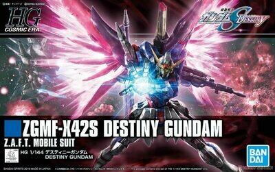 Bas5057606 #225 Destiny Gundam