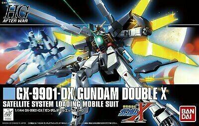 BAS5059166 #163 GUNDAM DOUBLE X HG